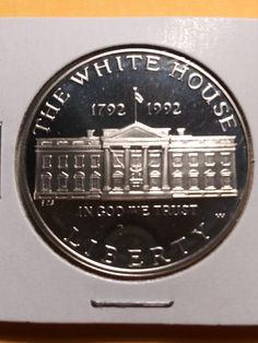 American Coins, Coins For Sale, Commemorative Coins, Us Coins, Coin Collecting, Silver Coins, Anniversary, Online Shopping, Awesome Stuff