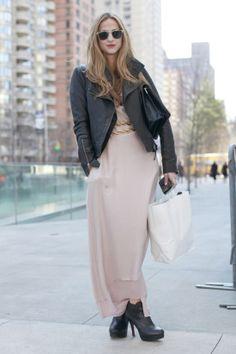 women's long dress & jacket fashion - Trendy Key