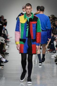 Bobby Abley | Menswear - Autumn 2017 | Look 6