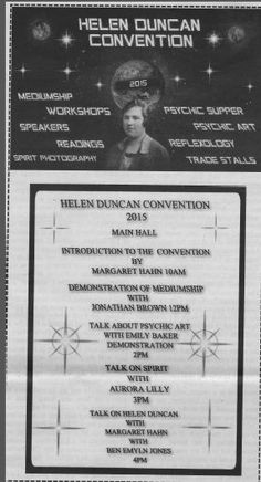 Helen Duncan Convention. - http://www.leo-bonomo.com/helen-duncan-convention/  Visit http://www.leo-bonomo.com to read more on this topic