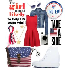 """""""the girl most likely"""" by kc-spangler on Polyvore"""