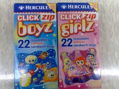 POINTLESSLY GENDERED PRODUCTS