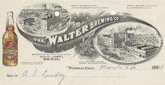 Walter Brewing Co. (Pueblo, Colorado) 1911 a by peacay, via Flickr
