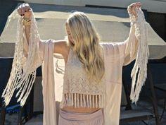 Stag Amulet Kimono style pic on Free People