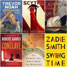 Goodreads: Best Books of the Month: November 2016