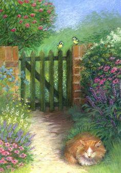 Petra Brown Gallery 4 - Petra Brown, Childrens Book Illustrator