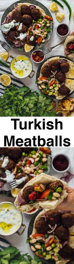 Homemade Turkish Meatballs known as kofte are the best things to happen on your dinner table. These are spicy, tender and perfectly juicy. It's not a secret any more to make meatballs at home that are much tastier than store-bought ones.