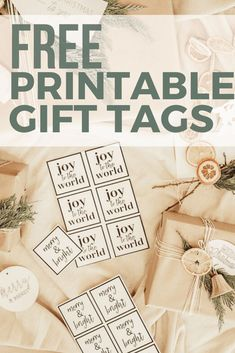 Here are some really great Scandinavian inspired Christmas gift wrapping ideas, and get FREE printable gift tags as well! Creative Gift Wrapping, Wrapping Ideas, Creative Gifts, Holiday Gift Tags, Christmas Gift Wrapping, Christmas Ideas, Christmas Printables, Christmas 2019, Christmas Cards
