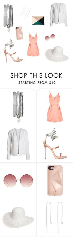"""Spring Chic"" by bohobettyjewellery on Polyvore featuring Topshop, Giuseppe Zanotti, Linda Farrow, Rebecca Minkoff, Dorothy Perkins and Sole Society"