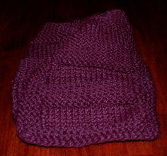 8 Knitting Patterns for Super-Warm Scarves: Women's Sampler Scarf