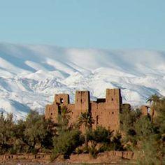 Taliouine, Morocco