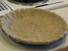 Pat In Pan Pie Crust Recipe been making this one for years it's Amish. It's so easy kids can make it on their own