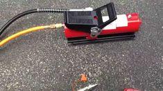 10,000 PSI Air Hydraulic Control Foot Pump