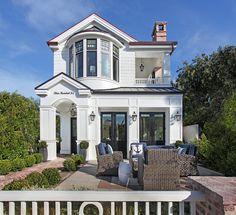 California Beach House with Modern Coastal Interiors