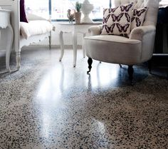pavimento graniglia arredamento - Cerca con Google