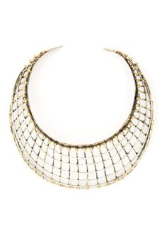 Anndra Neen - Cage Choker.  Anything with cage detail. xx,YY
