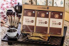 Hansamin 6Years Korean Red Ginseng Extract Good Day Stick 3box(10ml x 60ea) Gift #Hansamin
