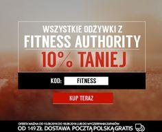 Do 18-go września na http://www.kulturystyka.sklep.pl/Fitness-Authority,m117.html kupisz odżywki, suplementy diety, akcesoria sportowe marki Fitness Authority z 10% zniżką!  #kulturystyka_sklep #fitness #fitness_auhority #supplements #bodybuilding #muscles #gliwice