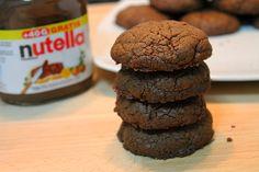 """GALLETAS DE NUTELLA (RECETA ECONÓMICA Y FÁCIL).    A continuación te traemos una receta económica y sencilla: """"Deliciosas galletas de Nutella"""", con tan solo 3 Ingredientes."""