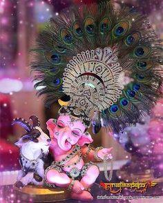 May Lord Ganesha bless all of us and bring a lot of happiness good health and success for all of is.....Ganpati Bappa Morya Mangal Murti Morya