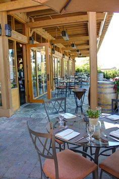 Old Vines Restaurant is a winery restaurant located at Quail's Gate Winery.  #Luxury Boutique B & B #West Kelowna: www.lakeviewmemories.com