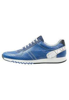 #Floris #van #Bommel #Sneaker #low #blue für #Herren -