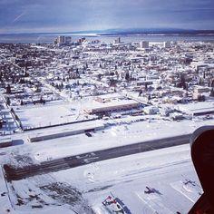 Prepare to Anchor yourself in Anchorage, Alaska