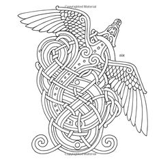 Colouring Pages, Adult Coloring Pages, Coloring Books, Celtic Tribal, Celtic Art, Islamic Patterns, Celtic Patterns, Celtic Knot Designs, Nordic Art