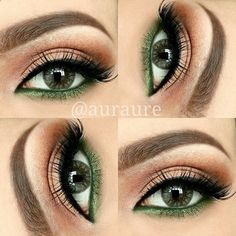 If you'd like to transform your eyes and also improve your good looks, having the best eye make-up techniques can help. You'll want to make certain you wear make-up that makes you start looking even more beautiful than you are already. Makeup 101, Makeup Goals, Skin Makeup, Makeup Inspo, Makeup Inspiration, Makeup Ideas, Fall Eye Makeup, Makeup Primer, Makeup Trends