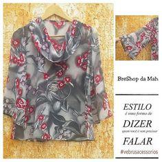 BreShop da Mah: Blusa Gola Lindaaaa - #sale R$50 com #fretegrátis
