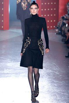 Jason Wu Fall 2012 Ready-to-Wear Fashion Show - Jacquelyn Jablonski