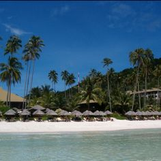 Berjaya resort, Pulau Rendang (East Malaysia)