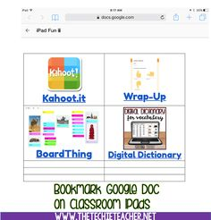 Life Changing Management Hack for Your Classroom iPads