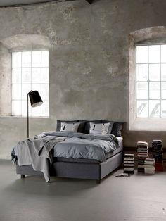 Il cemento per decorare gli interni