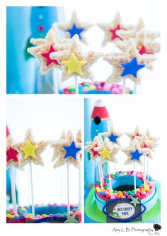 Blast Out of this World - Space Boy Birthday Party | A Dazzle Day. Cute space related.