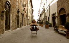 Casole d'Elsa Tuscany Yoga Retreat with Alchemy Tours