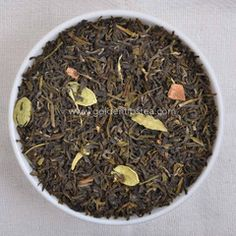 Spicy tea ...