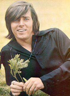 Bobby Sherman.  Huge crush on him back in the day