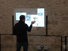 Exhibition: Il Forte Malatesta di Ascoli Piceno, Touch Window, 2013