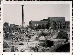 Nederland in de Tweede Wereldoorlog - Bombardement op Rotterdam Coolsingel