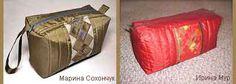 Dublirin-Шьем сами-Несколько вариантов одной сумки
