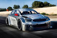 Citroen #WTCC Car for 2014