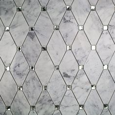 Marble Mosaic, Glass Mosaic Tiles, Mosaic Wall, Kitchen Backsplash, Mirrored Tile Backsplash, Mirror Tiles, Shower Backsplash, Rustic Backsplash, Travertine Backsplash