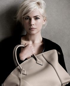 Tracey Mattingly - News - Michelle Williams for the Louis Vuitton Autumn 2014 Campaign