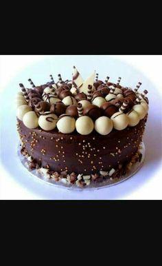 Chocolate Cake Designs Decorations Tasty Decadent Heaven