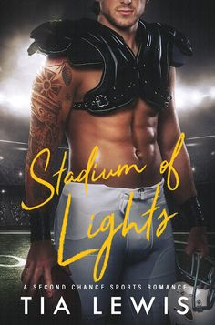 Title : Stadium of Lights Author : Tia Lewis Genre : Steamy Sports Romance       He can't help claiming her. But can he love her?  Max Anderson enjoys all the perks of being a st…