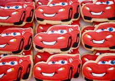 .Oh Sugar Events: Cars Cookies