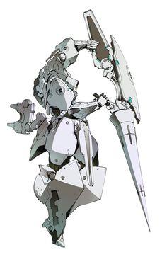 清水栄一 x 下口智裕さん (@nadegata_circus) / Twitter Robot Design, Sci Fi, Twitter, Science Fiction