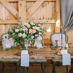 11 inspiring wedding tablescapes
