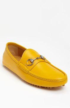 afb0998fef2 Gucci  Damo  Driving Shoe Gucci Slip Ons